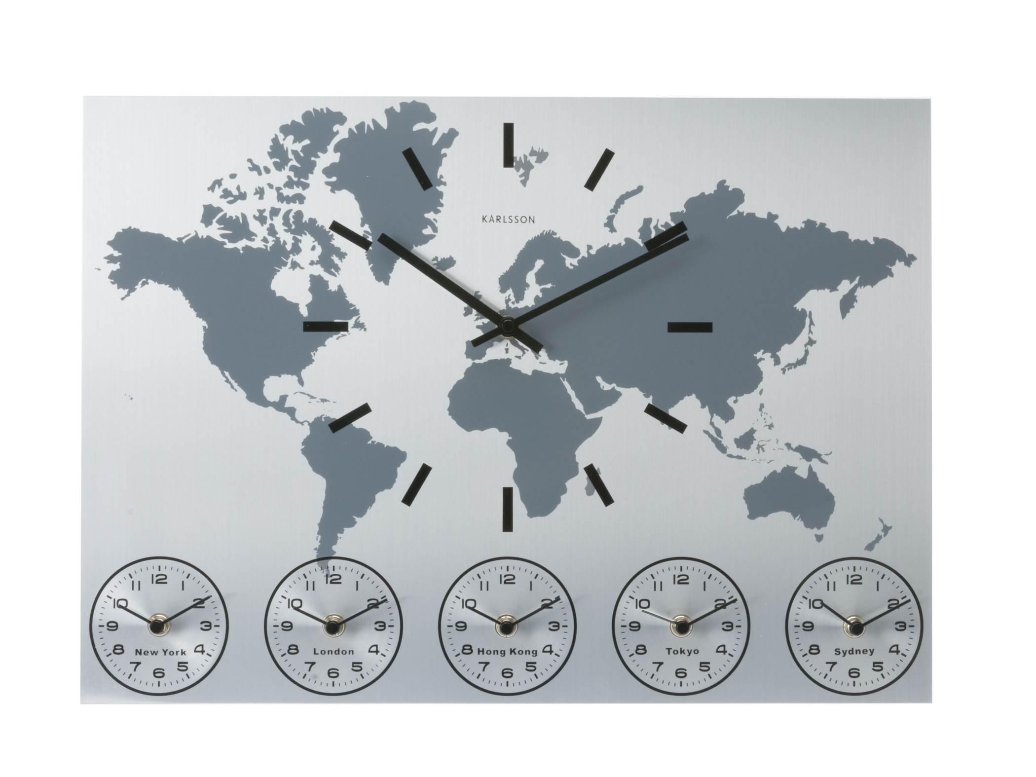 Karlsson Wall Clock Foter