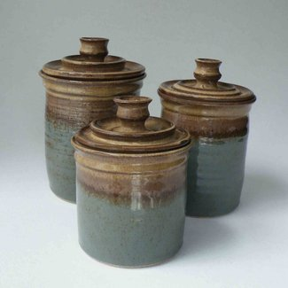 Ceramic Kitchen Canisters Sets
