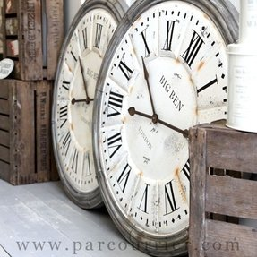 Unique Wall Clocks Large