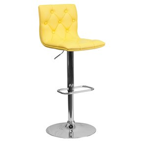 Fabulous Yellow Bar Stools Ideas On Foter Andrewgaddart Wooden Chair Designs For Living Room Andrewgaddartcom
