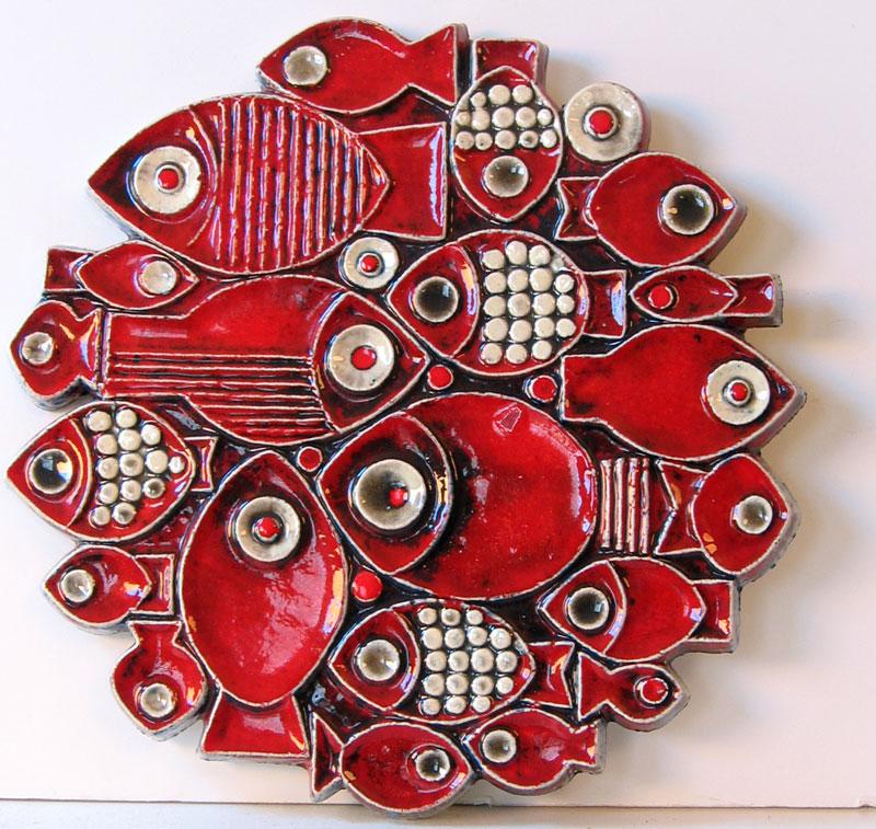 Ceramic fish plates 2 & Ceramic Fish Plates - Foter