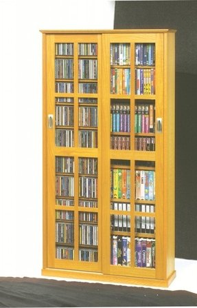 Multimedia Cabinet With Glass Doors Foter