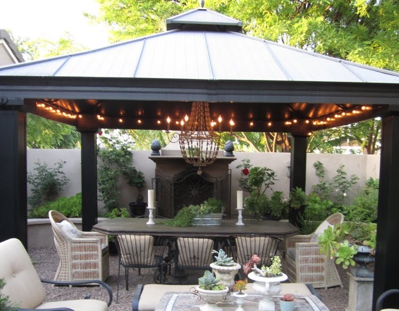Patio Gazebos 1