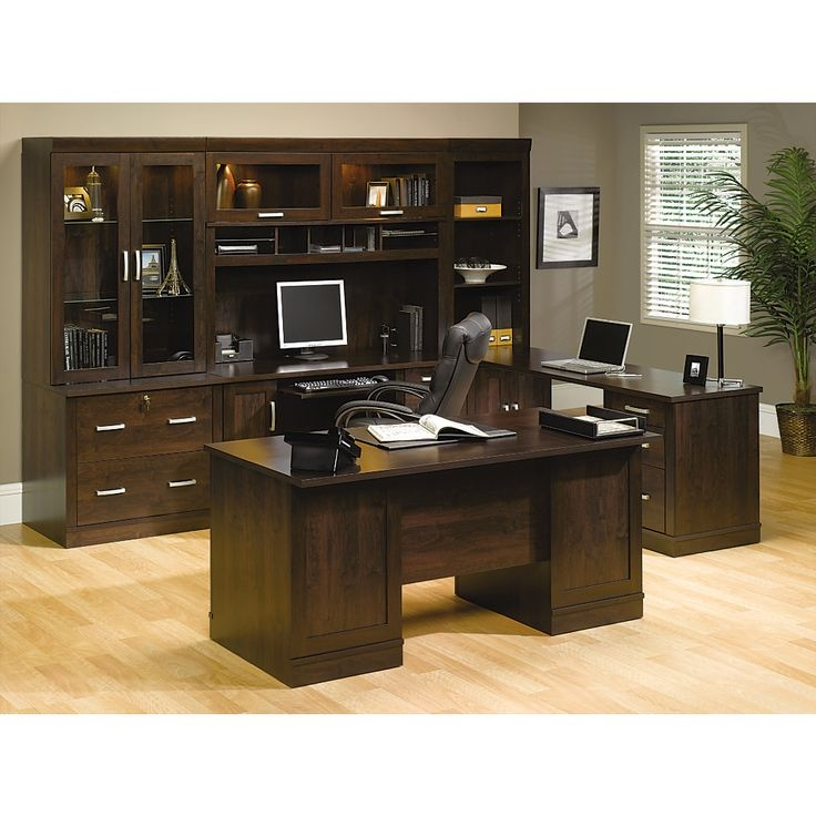 Executive Home Office Furniture Sets