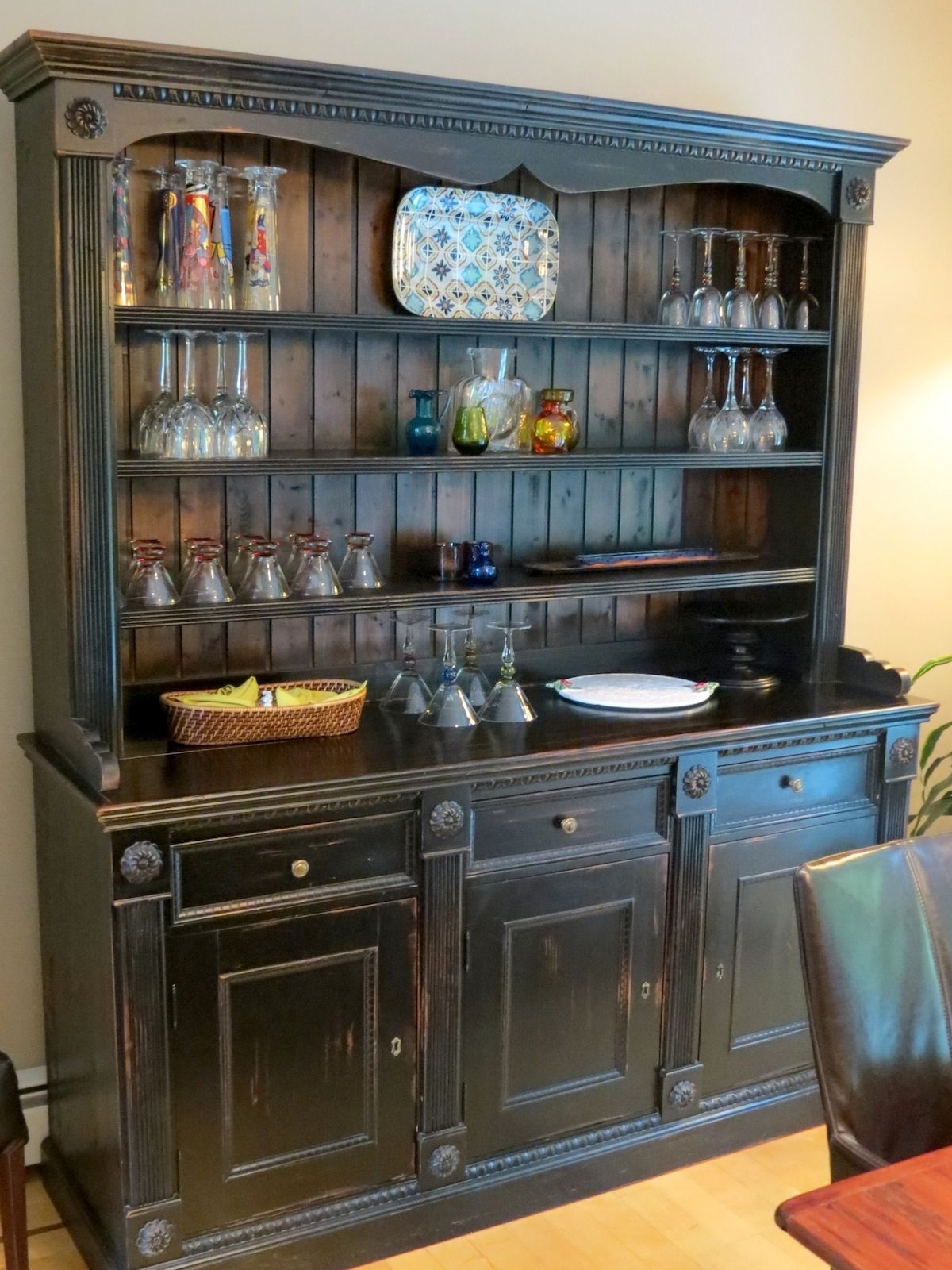 Kitchen Design Ideas And Picture Kitchen Furniture Black Rustic Distressed