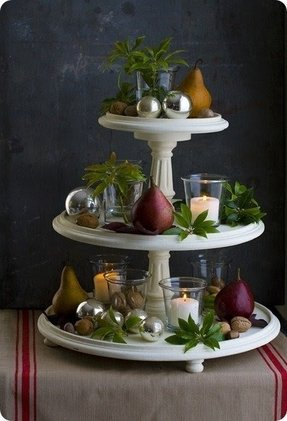 Tiered Pie Stand Foter