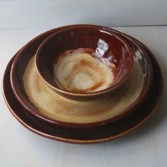 Ceramic dinnerware handmade & Rustic Stoneware Dinnerware - Foter