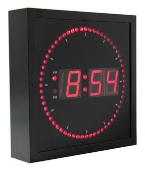 100 Large Digital Wall Clock Foter