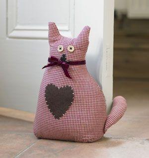 Ordinaire Cat Door Stop 3