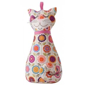 Isn't he cute! For my mam's birthday. Cat doorstop from Woman's ... | 287x287