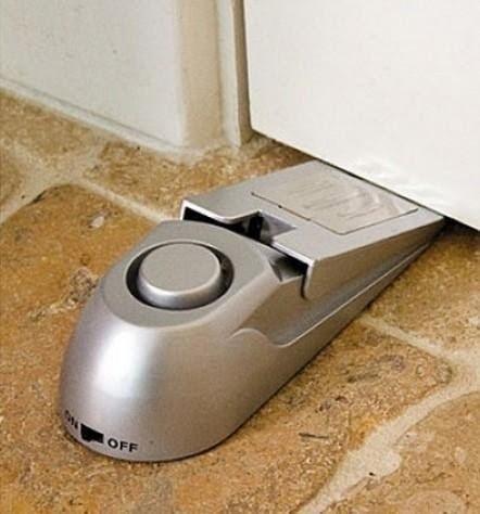 Door stopper security & Security Door Stop - Foter
