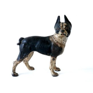 Hubley boston cast iron terrier door