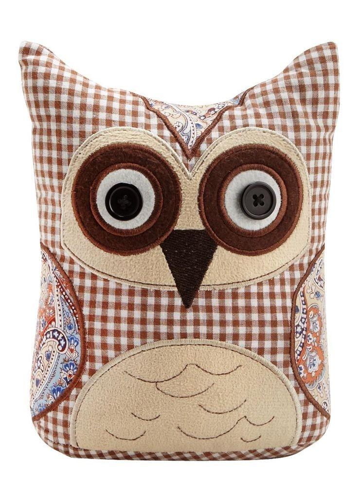 Owl Doorstop 41