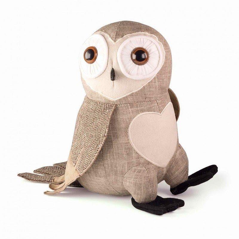 Owl Doorstop 59