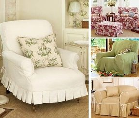 Country Style Slipcovers For 2020