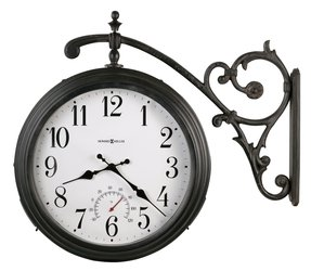 24 inch outdoor wall clock 1