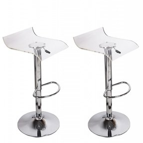 Acrylic Swivel Bar Stools Foter
