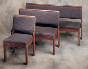 Antique church chairs 3