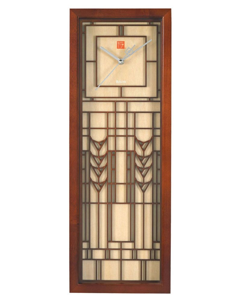 Art Deco Wall Clocks 1