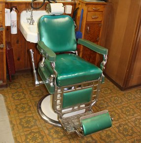 Barber chairs 4