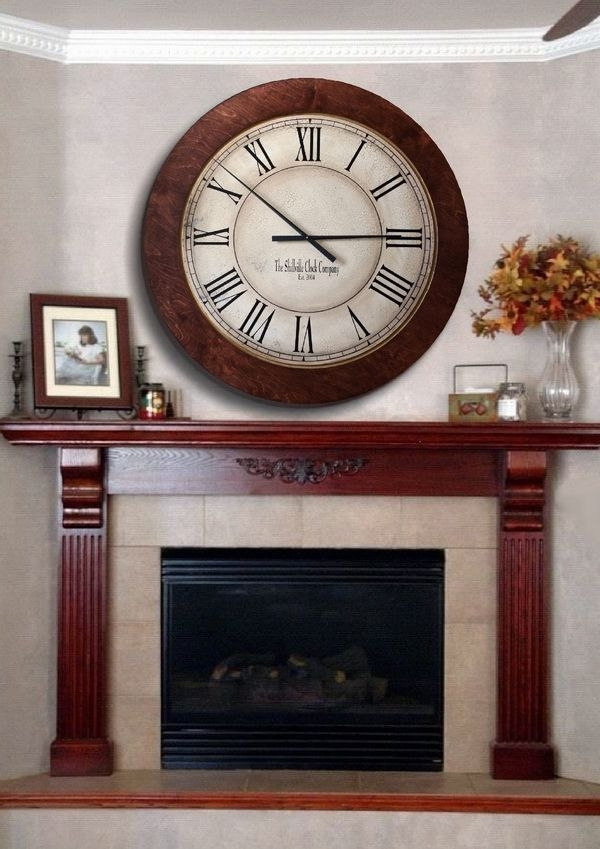 Big Wall Clocks Foter