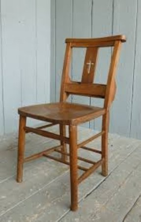 Church chairs 39