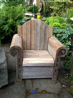 Wooden Garden Chairs Ideas On Foter