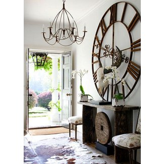 Giant wall clock 16