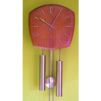 Junghans german mid century chiming wall