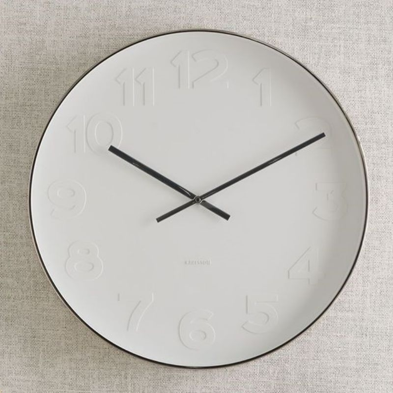 Superb Kitchen Wall Clocks Modern