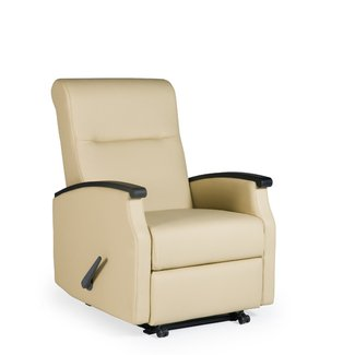 LA-Z-Boy Florin FL1304, Healthcare Medical Room Wall Saver Recliner