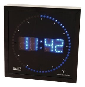 Led Wall Clock Ideas On Foter