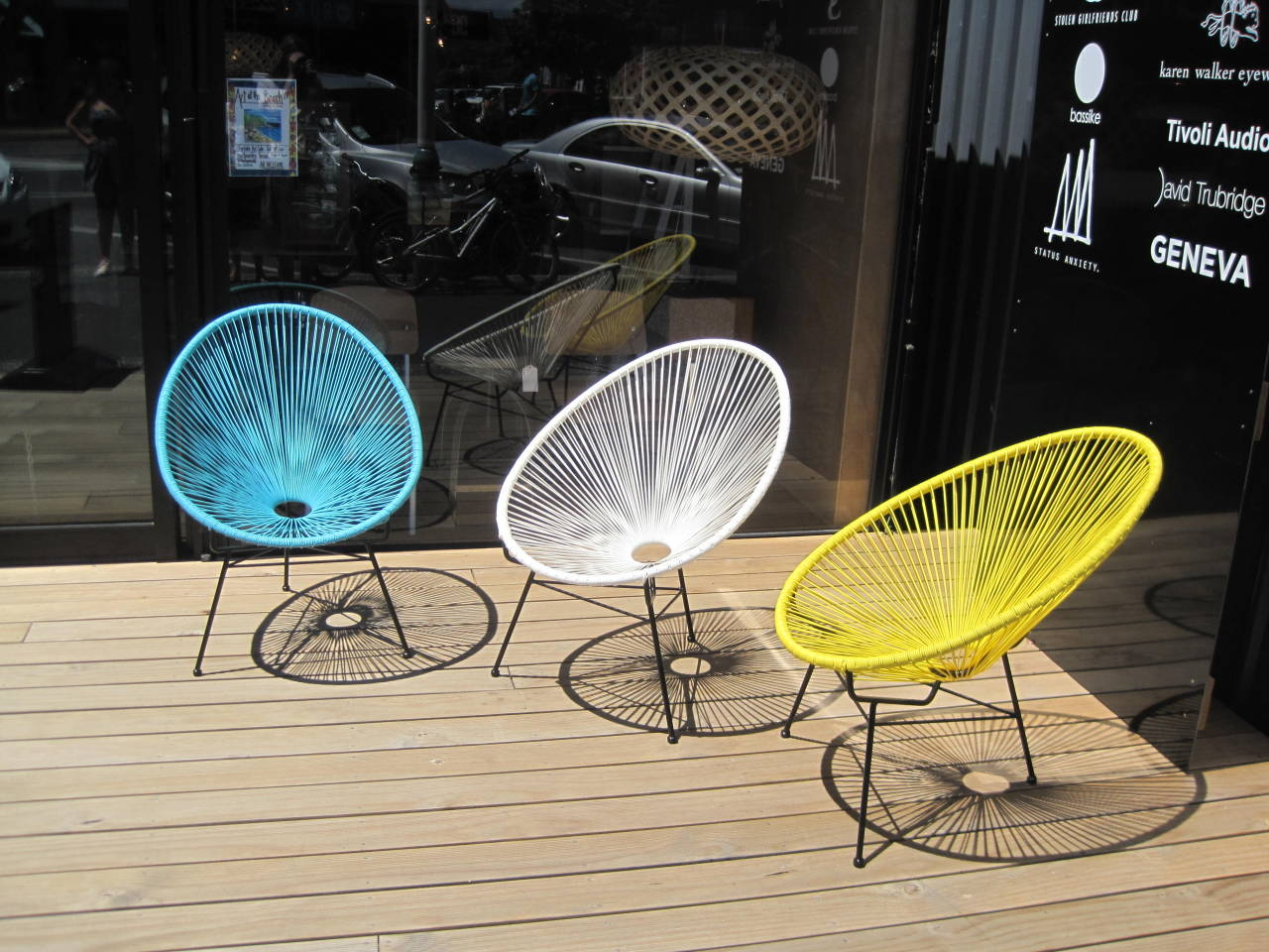 Charmant Outdoor Chairs 8