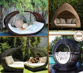 Outdoor lounge chairs 3