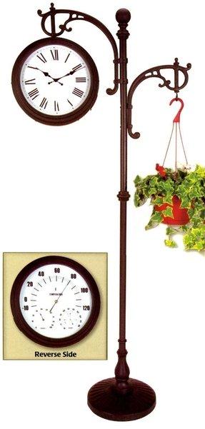 Outdoor Wall Clocks 36
