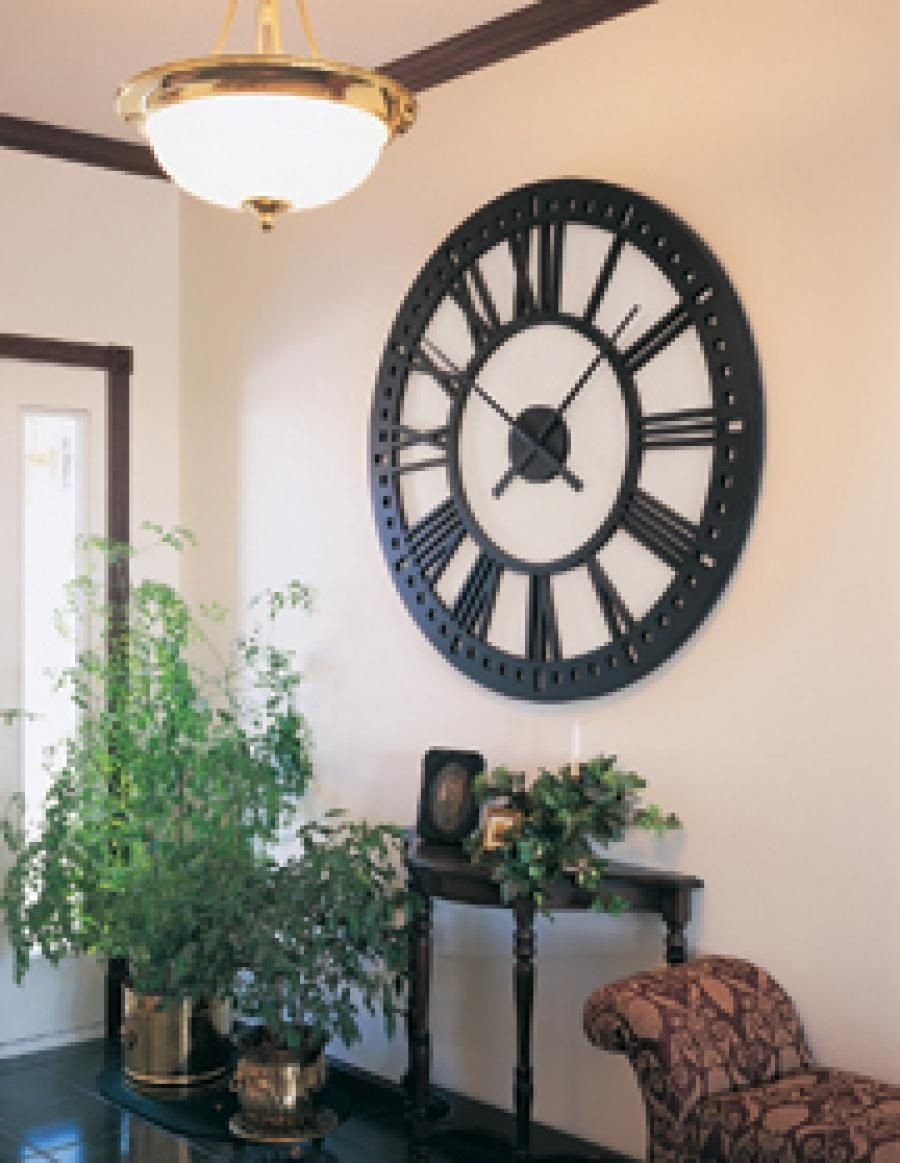Oversized Wall Clock Foter