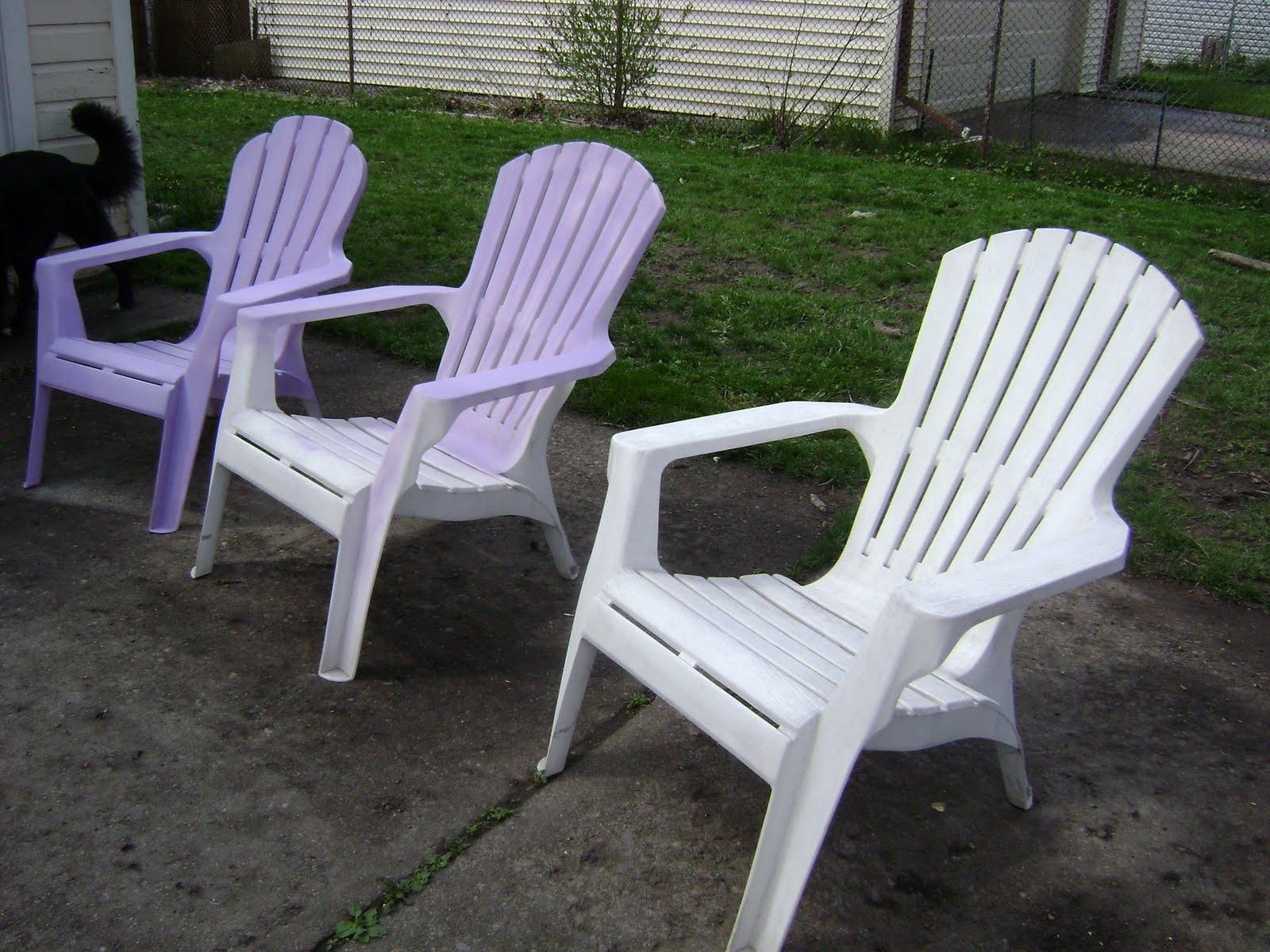 Beautiful Plastic Adirondack Chairs