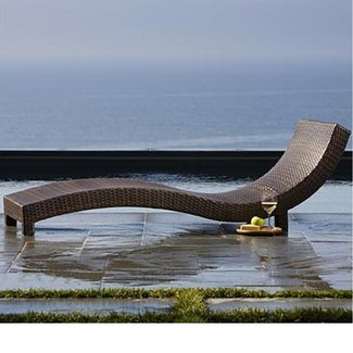 Pool lounge chair 3