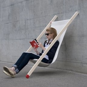 Portable chairs