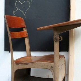 School chairs 26