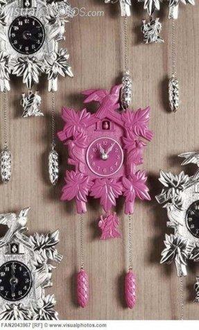 Silver Wall Clocks - Foter