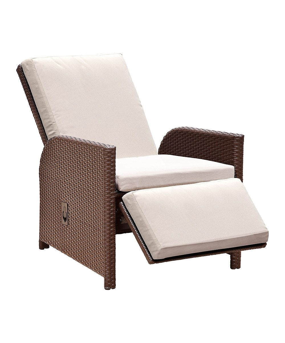 Take A Look At This Bahama Outdoor Reclining Chair By