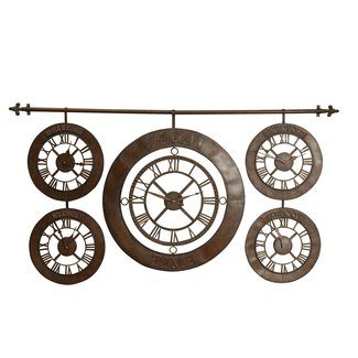 Time zone wall clocks 1