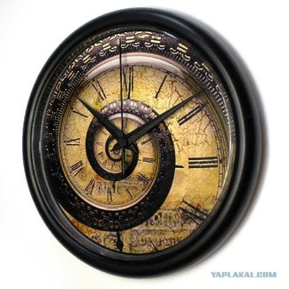 Unusual wall clock 1