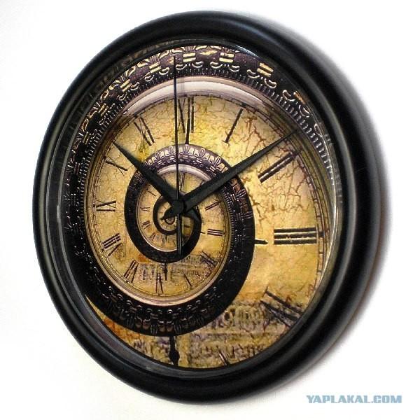 Unusual Wall Clock 1