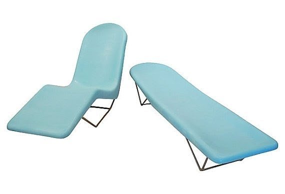Water Lounge Chairs