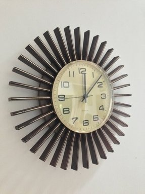 Westclox wall clocks