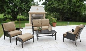 Wicker Deep Seating Patio Furniture