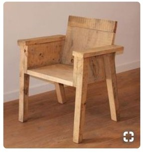 Wooden Chairs 14