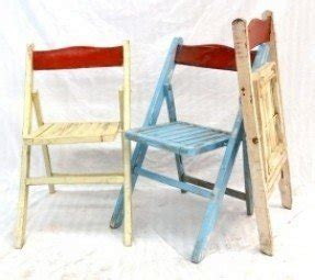 Wooden Folding Chair Plans